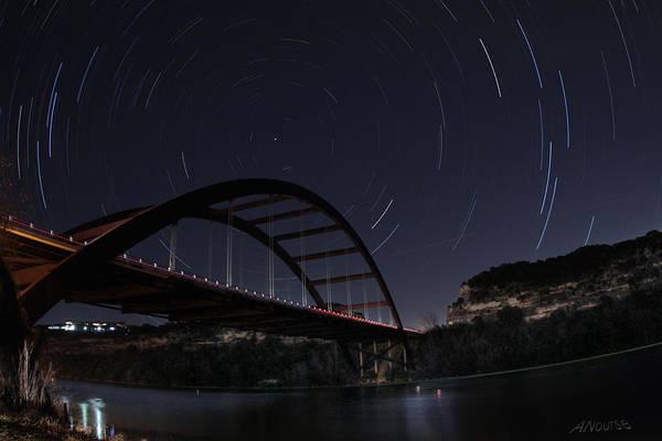 Wall Art - Photograph - 360 Bridge by Andrew Nourse