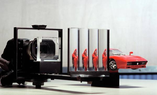 Cinematography Photograph - 3d Television Technology by Pascal Goetgheluck/science Photo Library