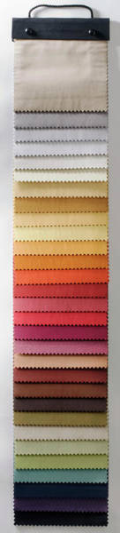 Photograph - A Fabric Swatch by Larry Washburn