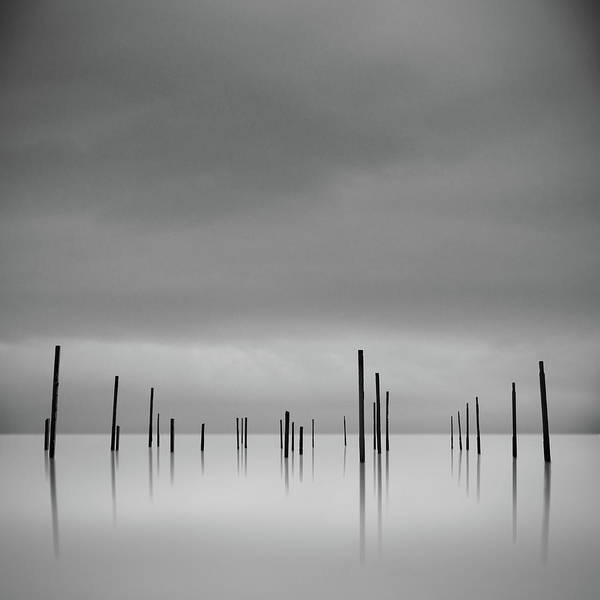 Post Wall Art - Photograph - A Forest Of Pillars by George Digalakis