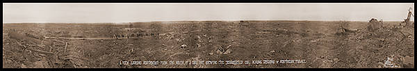 Real Ghosts Wall Art - Photograph - A View Looking Northwest by Fred Schutz Collection