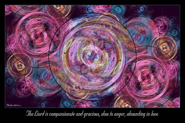 Digital Art - Abounding In Love by Missy Gainer