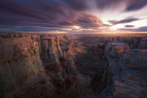 Rock Formation Photograph - Above And Beyond by Chris Moore