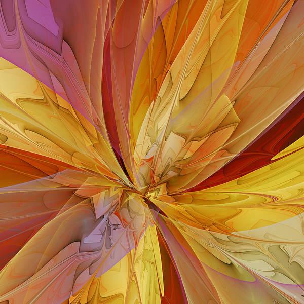 Phantasy Digital Art - Abstract by Gabiw Art