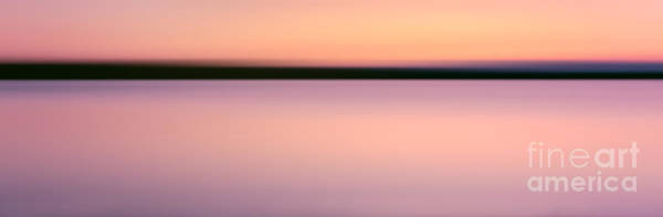 Expanse Photograph - Abstract Sunset 2 by Rod McLean