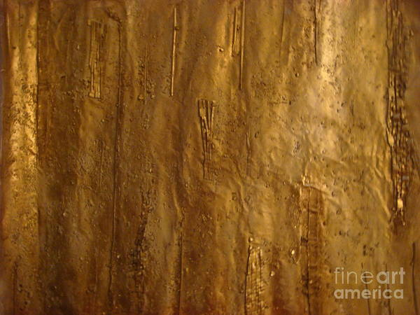 Wall Art - Mixed Media - Africa IIi by Fereshteh Stoecklein