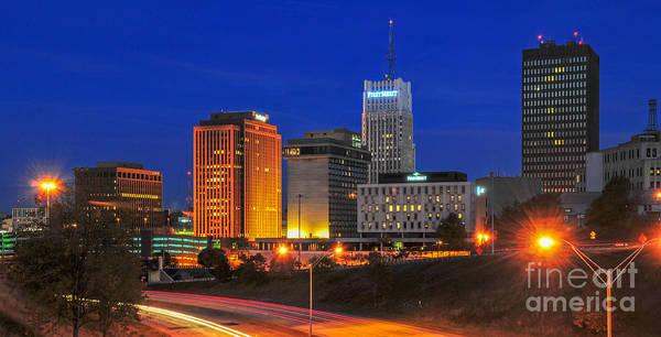 Photograph - D1u132 Akron Ohio Photo by Ohio Stock Photography
