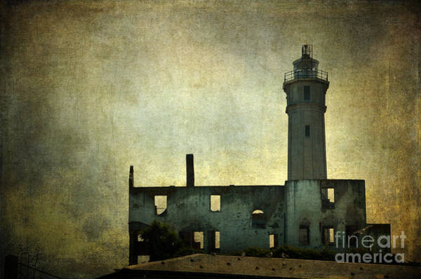 Photograph - Alcatraz Island Lighthouse by RicardMN Photography