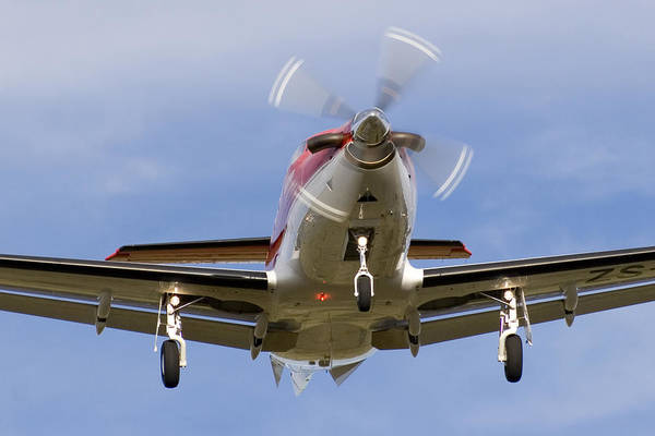 Kimberley Airport Photograph - Almost There by Paul Job