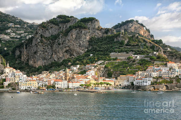 Photograph - Amalfi Coast by Kate McKenna