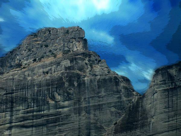 Photograph - Amazing Landscape by Augusta Stylianou