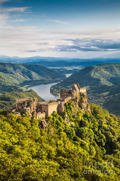 Wall Art - Photograph - Ancient Austria by JR Photography