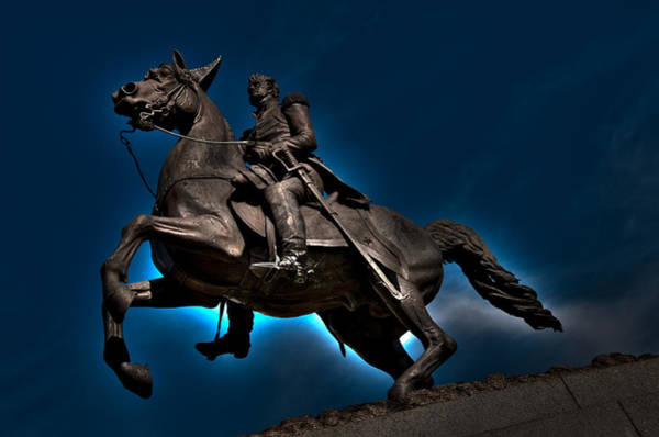 Photograph - Andrew Jackson by Ron White