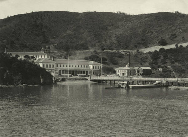 Wall Art - Painting - Angel Island, 1910 by Granger