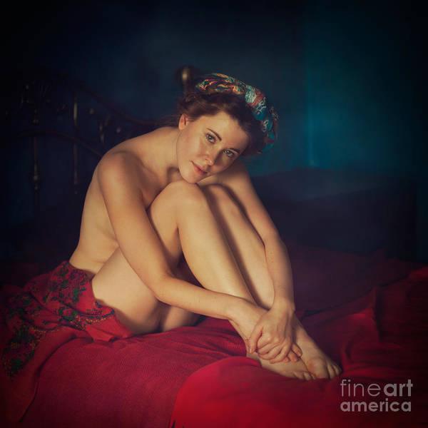 Photograph - Anna by Ksenia Alekseeva
