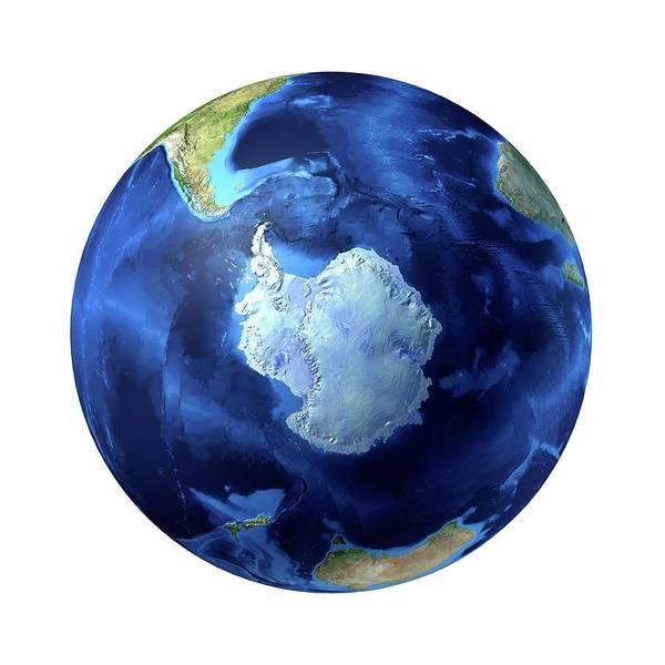 Wall Art - Photograph - Antarctic by Leonello Calvetti/science Photo Library