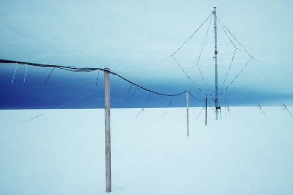 Antarctic Wall Art - Photograph - Antarctic Research Station by British Antarctic Survey/science Photo Library