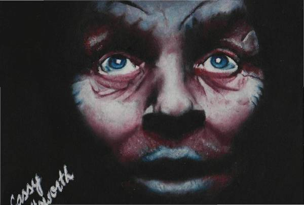 Painting - Anthony Hopkins by Cassy Allsworth