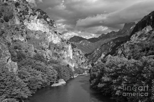Wall Art - Photograph - Aoos River by Gabriela Insuratelu