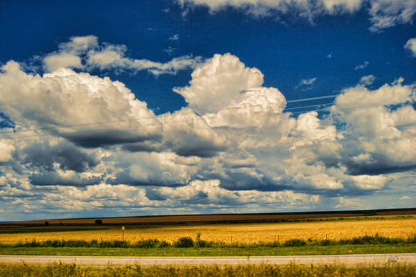 Photograph - Approaching Storm by Paulette B Wright