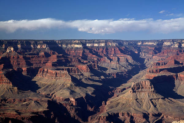 Mather Point Photograph - Arizona, Grand Canyon National Park by David Wall