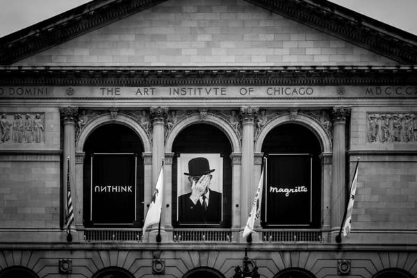 Aic Wall Art - Photograph - Art In Chicago by Debbie Orlando