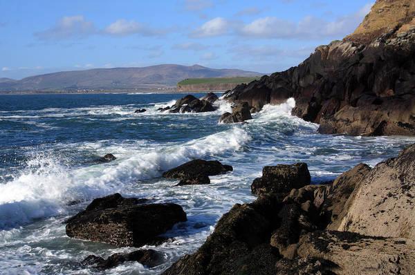 Photograph - Atlantic Coast by Aidan Moran