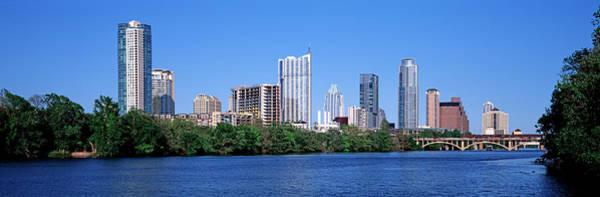 Downtown Austin Photograph - Austin, Texas by Murat Taner