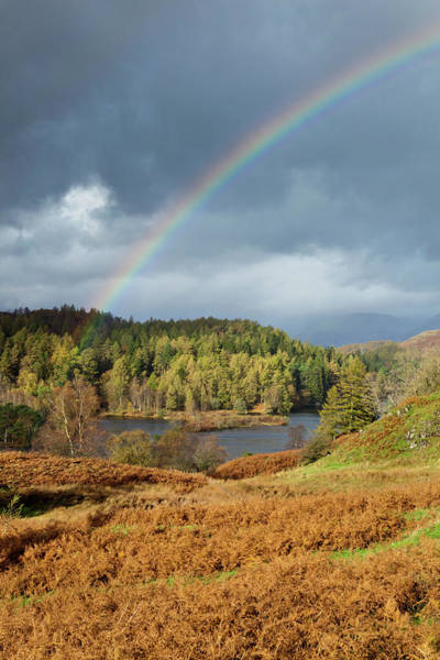 Ullswater Photograph - Autumn In The English Lake District - by Stephen Dorey