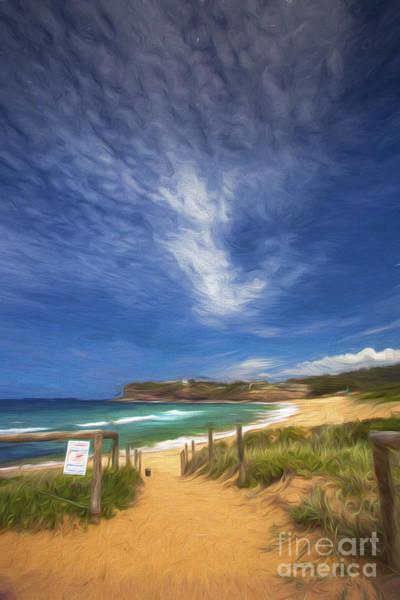 Wall Art - Photograph - Avalon Beach by Sheila Smart Fine Art Photography