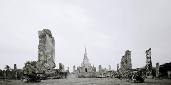 Photograph - Ayutthaya by Shaun Higson