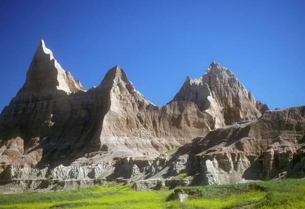 North Dakota Badlands Wall Art - Photograph - Badlands National Park by Jim West