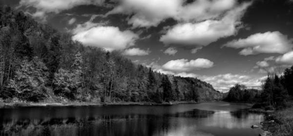 Photograph - Bald Mountain Pond In The Adirondack Mountains by David Patterson