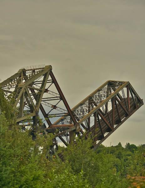 Ballard Wall Art - Photograph - Ballard Railroad Bridge by Steven Lapkin