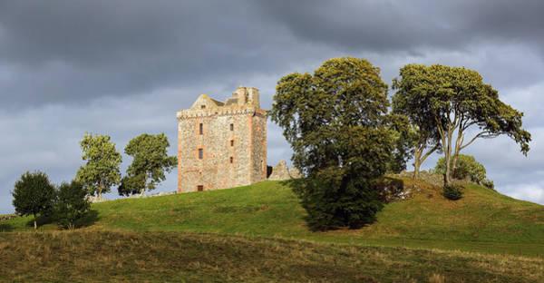 Photograph - Balvaird Castle by Grant Glendinning