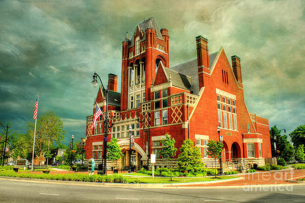 Fisher Towers Photograph - Bardstown Kentucky by Darren Fisher