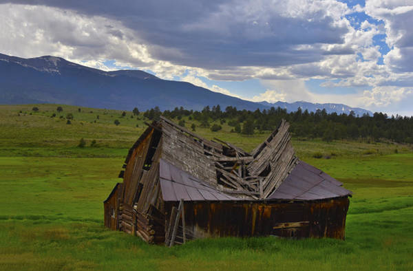 Photograph - Barn Dance by Skip Hunt