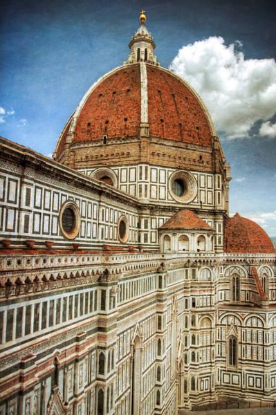Duomo Di Firenze Wall Art - Photograph - Basilica Di Santa Maria Del Fiore  by Natasha Bishop