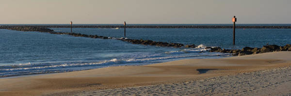 Photograph - Beach At Murrels Inlet by Ed Gleichman