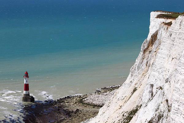 Photograph - Beachy Head by James Brunker