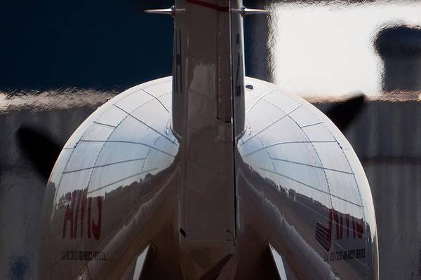 Kimberley Airport Photograph - Beautiful Lines by Paul Job