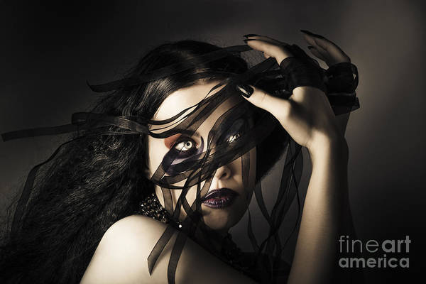 Avant Garde Photograph - Beauty Queen Clothing Designer. Fine Art Fashion by Jorgo Photography - Wall Art Gallery