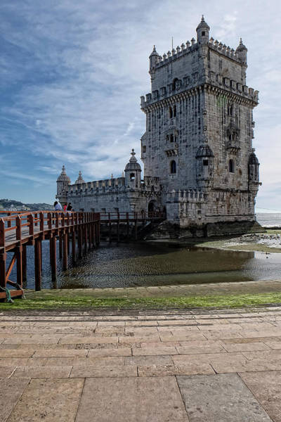 Photograph - Belem Tower by Lucinda Walter