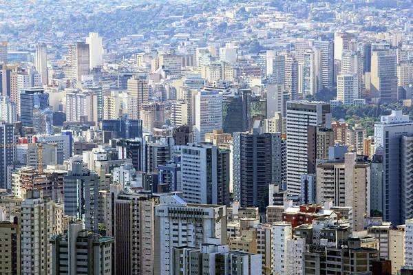 Minas Gerais Wall Art - Photograph - Belo Horizonte by Antonello