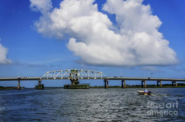 Photograph - Ben Sawyer Bridge by Dale Powell