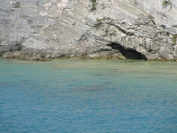 Photograph - Bermuda Cave by Natalie Rotman Cote