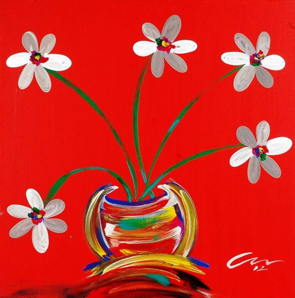 Interior Wall Art - Painting - Bet You Thought These Were For You by Mac Worthington