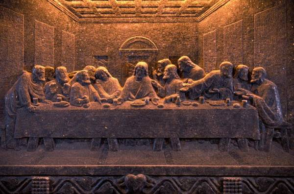 New Testament Photograph - Biblical Scene by Patrick Landmann/science Photo Library