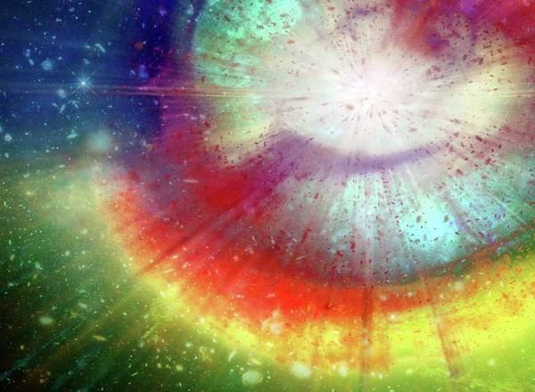 Astrophysical Wall Art - Photograph - Big Bang by Detlev Van Ravenswaay