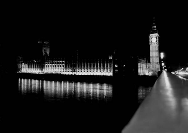 Photograph - Big Ben And The Houses Of Parliament by Doc Braham